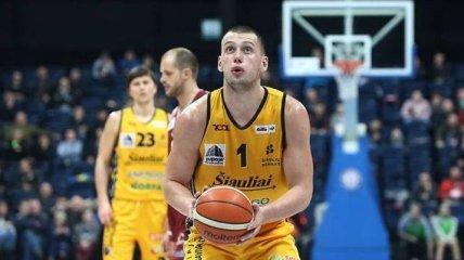 Киев-баскет усилился звездным центровым