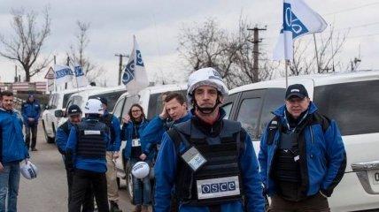 Украина в ОБСЕ: Россия продолжает шантаж, поддерживая насилие на Донбассе
