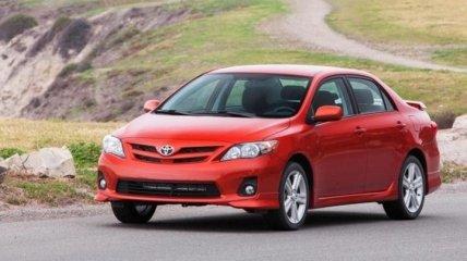 Обновленные версии Toyota Corolla