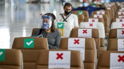 Международная ассоциация воздушного транспорта: Риск передачи коронавируса на борту самолета невелик