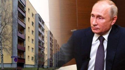Квартиру Путина в Дрездене впервые показали на видео изнутри