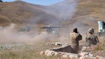 На границе Армении и Азербайджана - стреляют: есть погибший и раненые