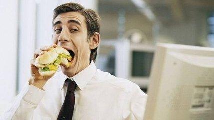 Как правильно питаться в офисе в течении рабочего дня