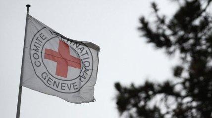 Гуманитарная помощь: МККК уже направил 36 тонн средств в ОРДЛО