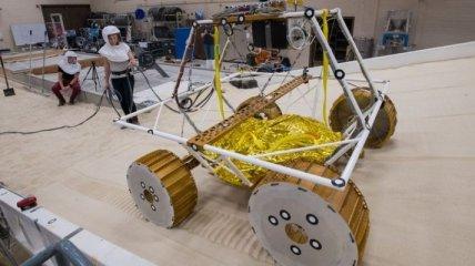 Будет искать воду: NASA протестировало ровер VIPER