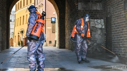 Covid-19: в Польше жертвами коронавируса стали уже 360 человек