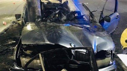 Жуткое ДТП в Запорожье: погибли трое иностранцев
