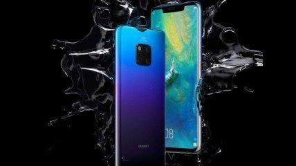 В Huawei Mate 20 Pro исправили мерцание экрана