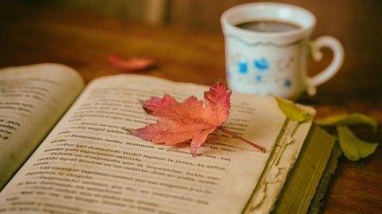 Лучшие книги для чтения дождливой осенью
