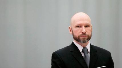 Брейвику дали 21 год тюрьмы, почти половину от уже отсидел. Фото - vg.no