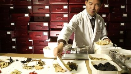 Цены на китайские лекарства снизились на 43,41%