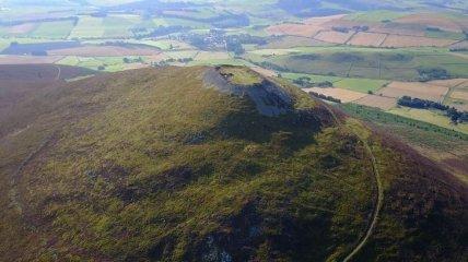 В Шотландии найден крупнейший город пиктов (Видео)
