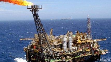 Цена нефти ОПЕК упала ниже $45