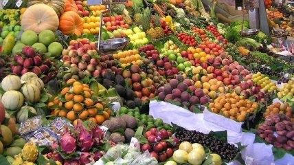 В РФ запретили ввоз китайских овощей и фруктов