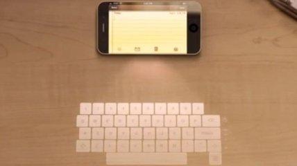 Новая технология Apple превратит любую поверхность в тачскрин