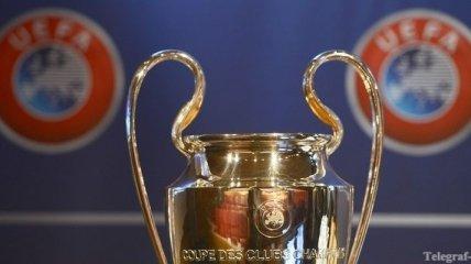 Призовой фонд Лиги чемпионов значительно увеличился
