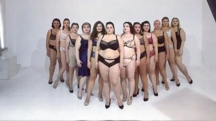 Конкурс красоты plus-size