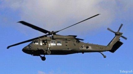 Вблизи берегов Йемена разбился военный вертолет США