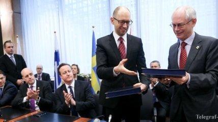 Евросоюз выразил свое мнение об Украине в форме вопросов и ответов