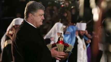 В Украине почтили 85-ю годовщину Голодомора (Фото)