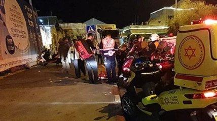 """Теракт в Иерусалиме: пострадали 14 военнослужащих бригады """"Голани"""""""