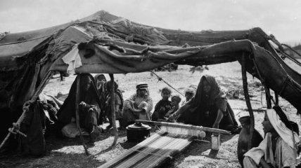 Пустынные кочевники Среднего Востока на фотографиях 1898 года (Фото)