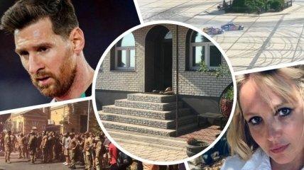 Главные события недели: дрифт на Софийской площади, бои на Банковой и смерть мэра Кривого Рога