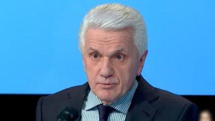 """Литвин попытался оправдаться за ратификацию """"Харьковских соглашений"""""""
