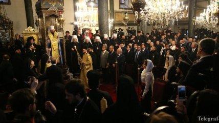 Все члены Синода Вселенского патриархата подписали томос ПЦУ