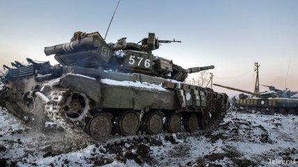 СНБО: Украинские военные уничтожили вражеский беспилотник