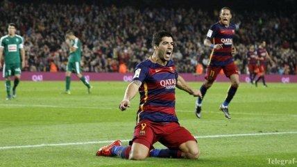 """Луис Суарес: """"Барселона"""" не должна пропускать первой"""