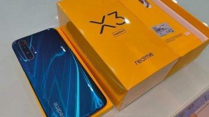 Realme X3 SuperZoom дебютирует уже в конце этого месяца