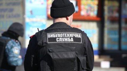 """В Чернигове """"заминировали"""" здание суда"""