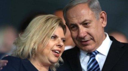 Суд признал жену Нетаньяху виновной в растрате госсредств