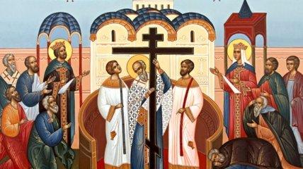 Воздвижение Креста Господня 2016: обряды, молитвы и заговоры