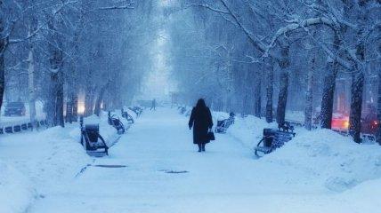 Синоптики предупреждают об ухудшении погоды в Киеве