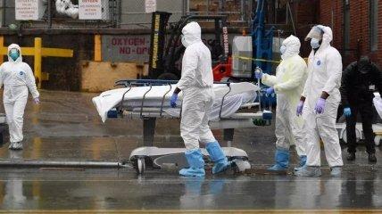COVID-19 у РФ: інфіковані 18 тисяч осіб, 148 людей - померли