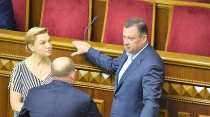 ГПУ готовит представление на снятие неприкосновенности с депутата
