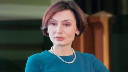 Рожкова подтвердила, что не общается с главой НБУ Шевченко, несмотря на совместную работу