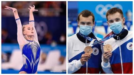 Ангелина Мельникова, Виктор Минибаев и Александр Бондарь