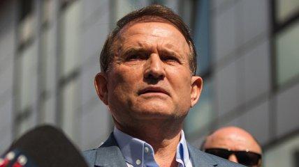 Медведчук: Уголовное дело против меня было сфабриковано СБУ по команде Зеленского
