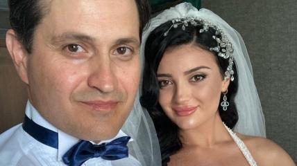 Ахтем Сеитаблаев с дочерью