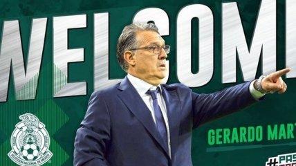 Бывший тренер Барселоны возглавил сборную Мексики