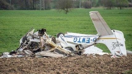 В Германии столкнулись два самолета, есть погибшие