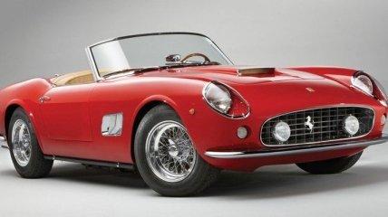 Самые дорогие машины, проданные на аукционах (Фото)