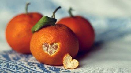 При каких заболеваниях поможет кожура мандарина?