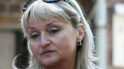 """Жена Луценко рассказала, как тюремщики """"воюют"""" с ее мужем"""