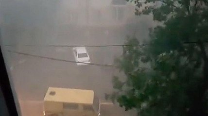 Непогода в Грозном: повреждены 60 домов, есть погибший