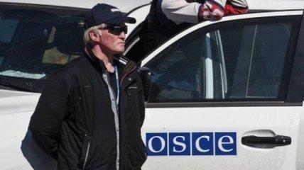 Наблюдатели ОБСЕ зафиксировали 94 взрыва от РСЗО в Кадиевке