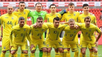Украина стартовала в Лиге наций с победы над Чехией
